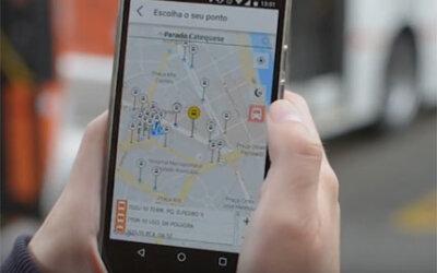 App colaborativo informa horários de ônibus em São Paulo
