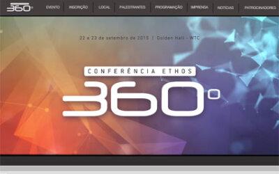 Conferência Ethos 360° debate sustentabilidade nos negócios e mudanças globais