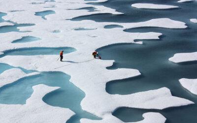 Degelo do Ártico ameaça o resto do mundo