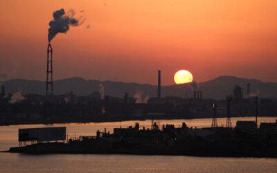 Estudo da OMM revela recorde na emissão global de dióxido de carbono