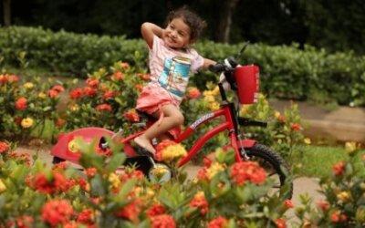 Santos tem 1º sistema de compartilhamento de bike para crianças da América Latina