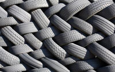 Indústria brasileira já recolheu mais de 4 milhões de toneladas de pneus desde 2009