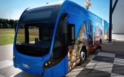 Duas cidades holandesas substituirão suas frotas de ônibus a diesel por modelos elétricos