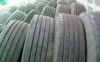 Campanha apresenta solução para o descarte de pneus velhos