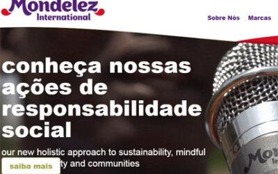 Mês Global de Voluntariado da Mondelez International impacta mais de 1.500 crianças
