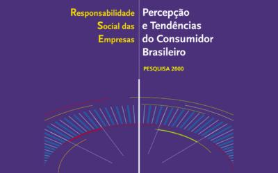 RSE: Percepção e Tendências do Consumidor 2000
