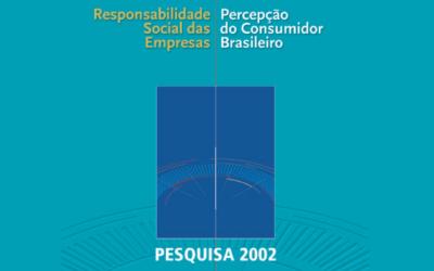 RSE: Percepção e Tendências do Consumidor 2002