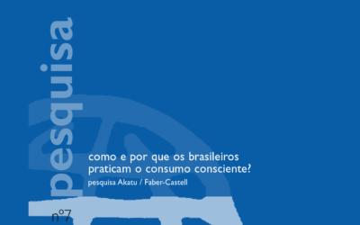 Como e por que os brasileiros praticam o consumo consciente?