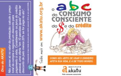 ABC do Consumo Consciente do Dinheiro e do Crédito