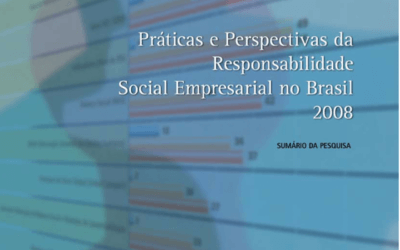 Relatório Práticas e Perspectivas da Responsabilidade Social Empresarial no Brasil 2008