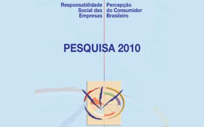 Pesquisa Akatu 2010: O Consumidor Brasileiro e a Sustentabilidade