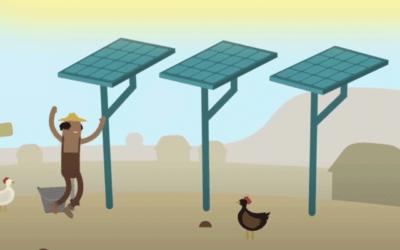 Vídeo: como usar a energia solar para bombear água subterrânea