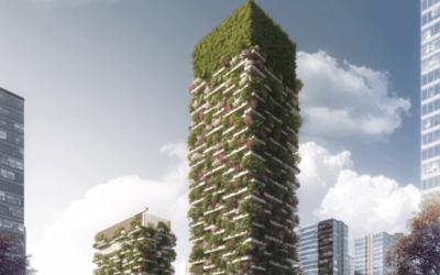 "China terá ""floresta vertical"""