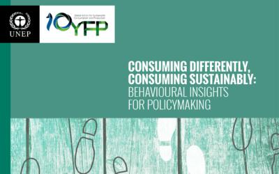 Webinar discute mudança de comportamento para o consumo consciente