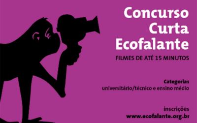 Concurso Curta Ecofalante tem inscrições prorrogadas para 31 de março