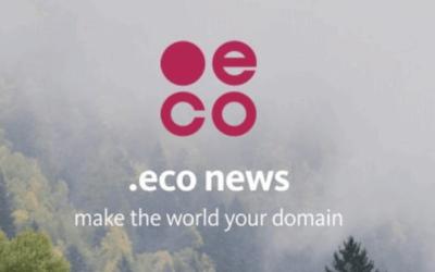 """Domínio """".eco"""" está disponível para instituições dedicadas ao meio ambiente"""