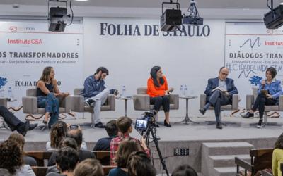 Folha de S. Paulo: Empresas e negócios inspiradores debatem economia circular na Folha