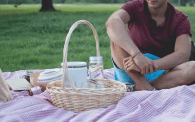 Como preparar a sua cesta de piquenique