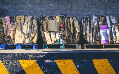 Como separar os resíduos para a reciclagem