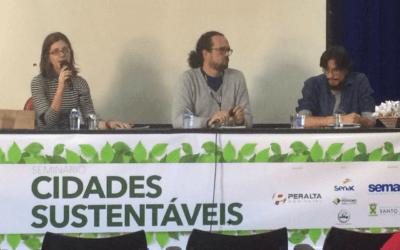 Instituto Akatu participa de seminário em Santo André (SP)