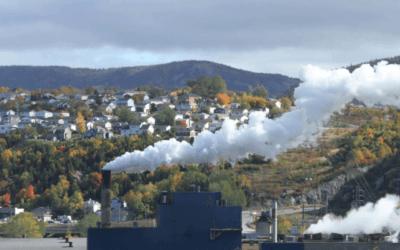 Poluição custou 39 bilhões de dólares ao Canadá em 2015