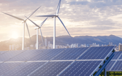 Energias renováveis de baixo carbono ainda não estão substituindo os combustíveis fósseis