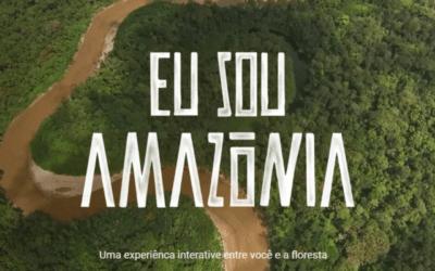 Google Earth mostra como as pessoas estão relacionadas à Amazônia