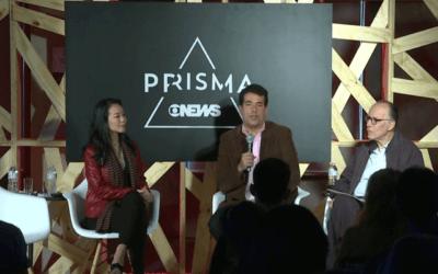 Akatu fala sobre economia circular em festival de empreendedorismo da Globonews