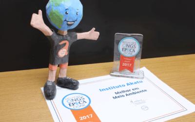Akatu é a melhor ONG de Meio Ambiente em guia da Revista Época e Instituto Doar