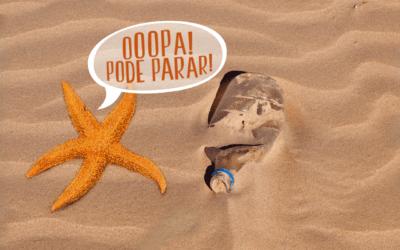 Limpeza da praia não deve se restringir a mutirões de verão