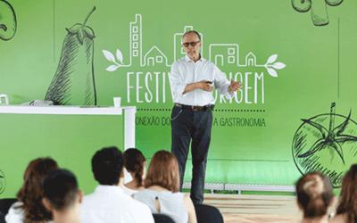 Instituto Akatu participa do Festival Origem, em São Paulo