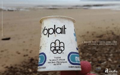 O oceano nunca esquece como você descarta as suas embalagens