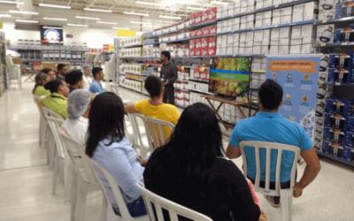 Akatu promove oficina sobre consumo consciente em parceria com o Carrefour
