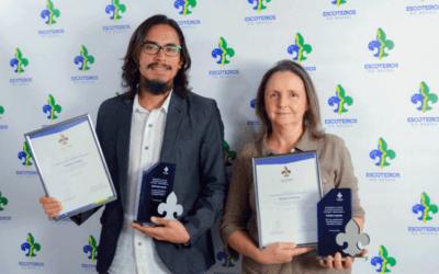 Akatu é premiado na 2ª Edição do Prêmio Escoteiros do Brasil