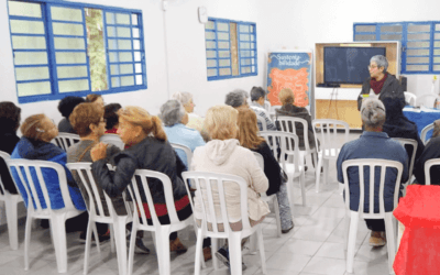 Akatu realiza oficina sobre consumo consciente para moradores de Pirituba