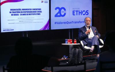 Conferência Ethos 20 anos: Helio Mattar fala sobre responsabilidade social empresarial