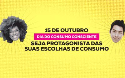 Dia do Consumo Consciente: Instituto Akatu convida consumidores a serem protagonistas de suas escolhas