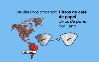 O verdadeiro impacto do café feito com filtro