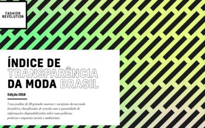 Fashion Revolution lança edição brasileira do Índice de Transparência da Moda