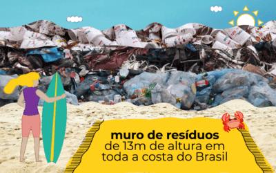 Resíduos: os impactos do lixo produzido por brasileiros em um ano