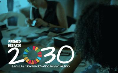 Conheça os finalistas do Prêmio Desafio 2030