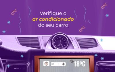 Atente-se ao ar condicionado de seu carro