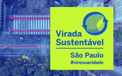 Virada Sustentável: mais de 600 atrações em SP