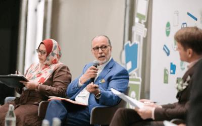 Helio Mattar fala sobre economia circular em evento na Tailândia