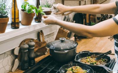 Cozinha sustentável? Aprenda como ter uma