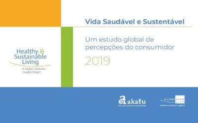 Akatu e GlobeScan divulgam resultados da pesquisa Vida Saudável e Sustentável 2019