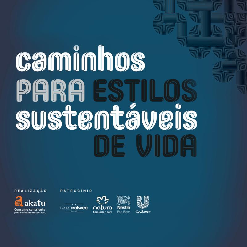 Caminhos para Estilos Sustentáveis de Vida (2015)