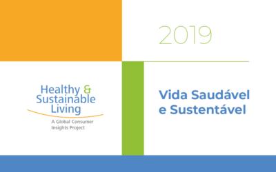 Pesquisa Vida Saudável e Sustentável 2019