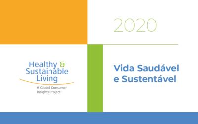 Pesquisa Vida Saudável e Sustentável 2020