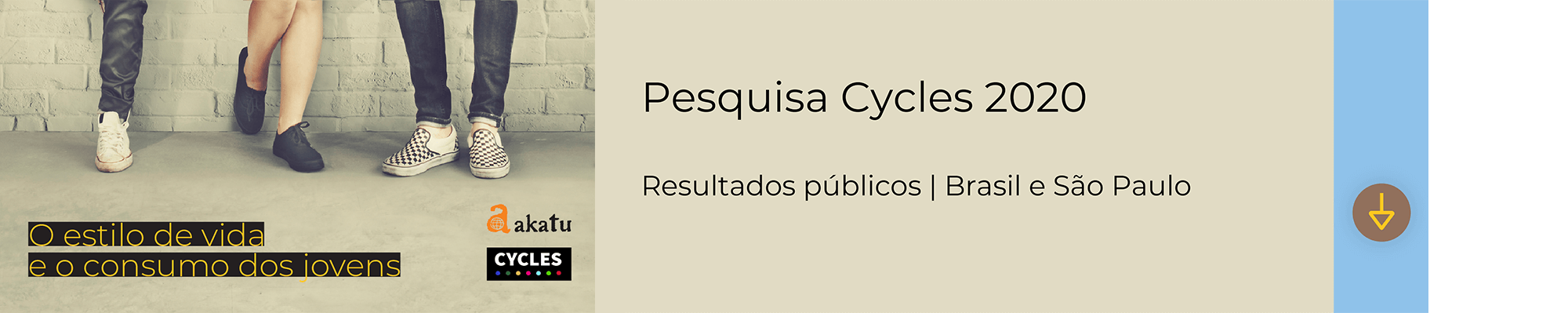 Pesquisa Cycles 2020